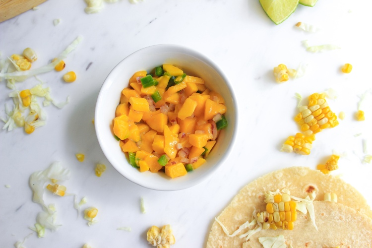 mango salsa - horizontal 1